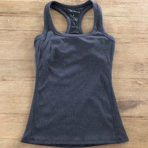 ALO Athletic tank with built in bra